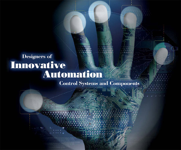 Designers of Innovative Automation Control Systems and Components